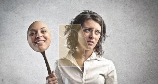 پنهان کردن خشم