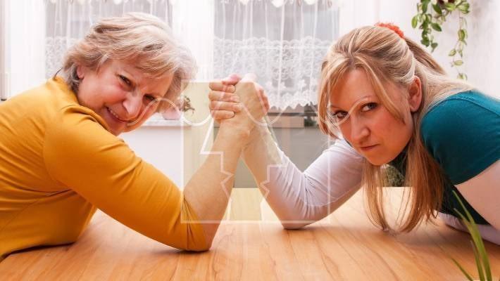 مشکلات عروس و مادرشوهر