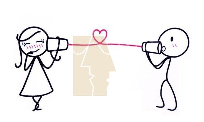 ارتباط در رابطه عاشقانه از راه دور