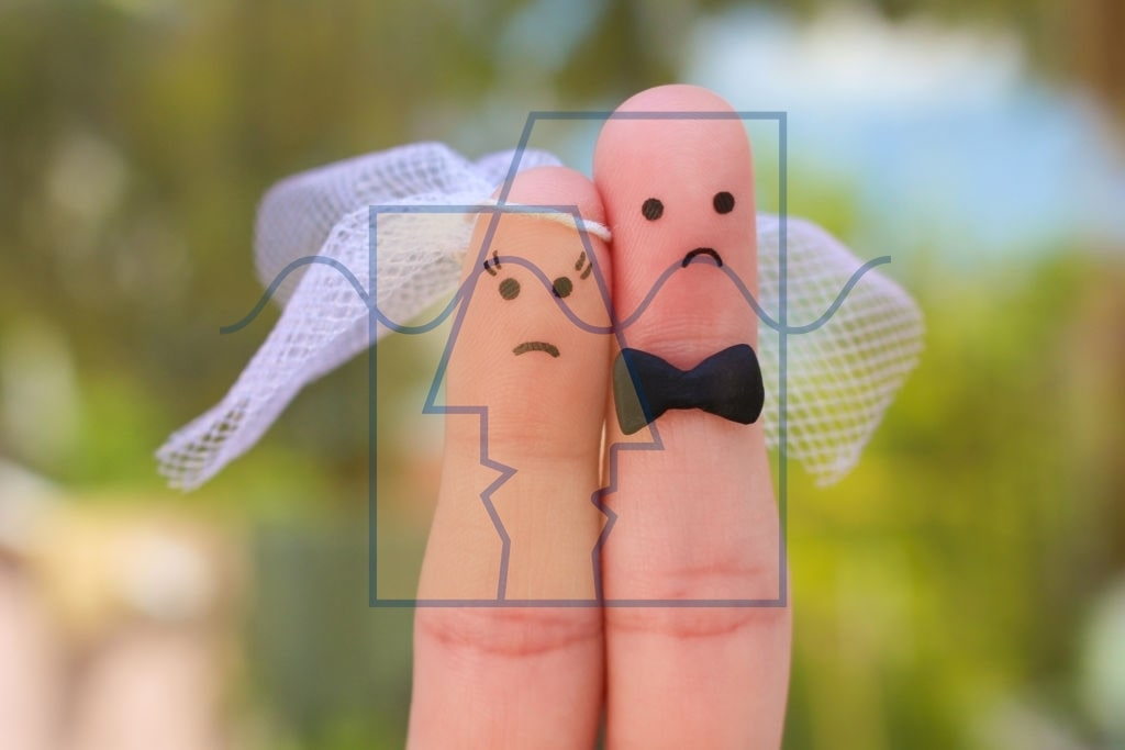 ازدواج بدون عشق