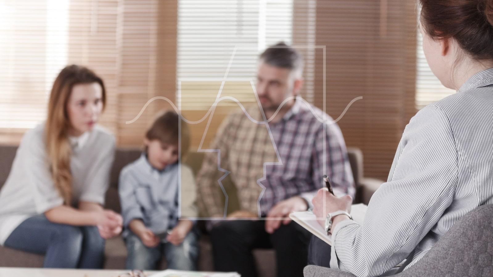 مشاوره با کودکان طلاق