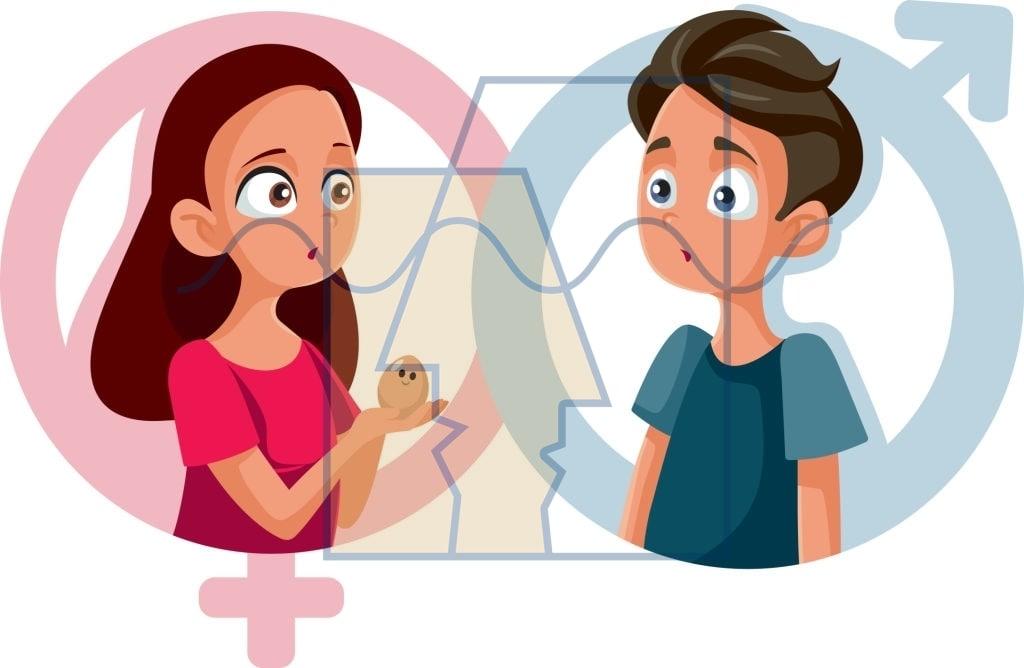 راه و روش آموزش جنسی به کودکان