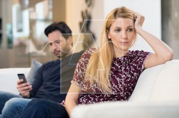 عواقب بی توجهی به شوهر