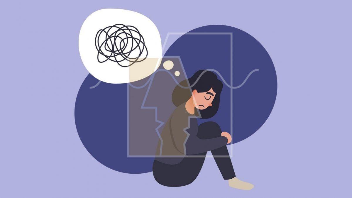 مشاوره استرس و اضطراب