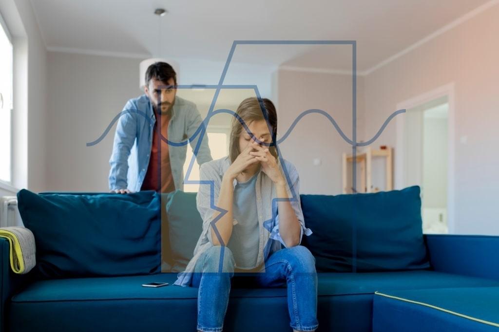 مشکلات در روابط زن و شوهر