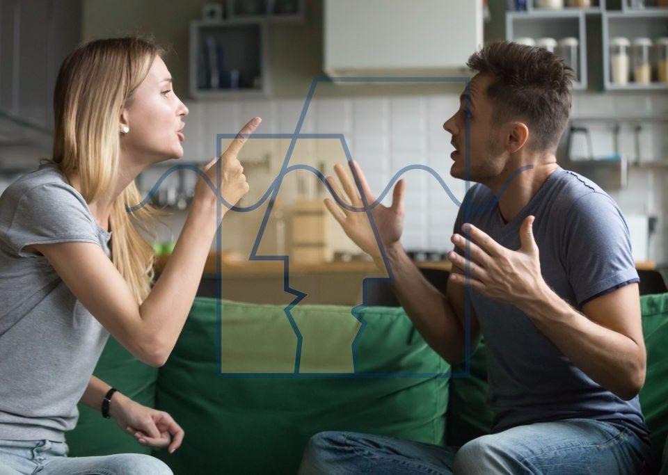 مشکل فحاشی همسر را چگونه حل کنیم؟